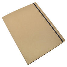 Atoma Alain Berteau Disc-Bound Refillable Notebook A4