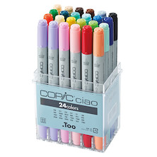 Copic Ciao Set of 24