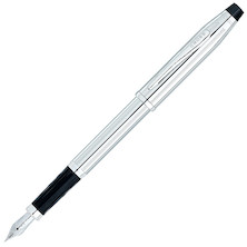 Cross Century II Fountain Pen Lustrous Chrome