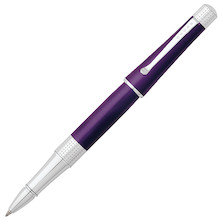 Cross Beverly Purple Lacquer Rollerball Pen