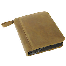 Cult Pens Mountain Bear Leather Pen Presentation Case for 20 Pens