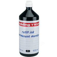 edding T1000 Permanent Refill Ink 1000ml