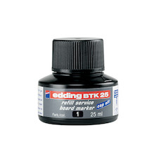 edding BTK25 Whiteboard Marker Refill Ink 25ml