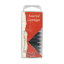 Manuscript Fountain Pen Ink Cartridges