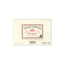 Original Crown Mill Classic Laid Lined Envelopes C6