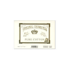 Original Crown Mill Pure Cotton Lined Envelopes C6 White