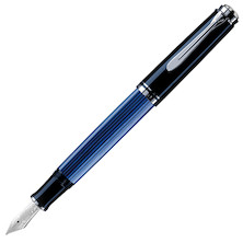 Pelikan Souveran M805 Fountain Pen Black / Blue