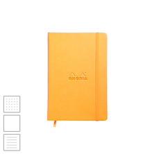 Rhodia 'Webbie' Webnotebook A5 (140 x 210) Orange