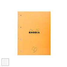 Rhodia Side-Punched Notebook A4+ (210 x 318)