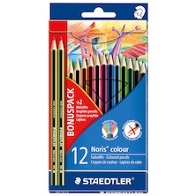 Staedtler Noris Colour + Noris Eco Bonus Pack