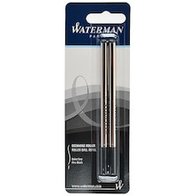 Waterman Rollerball Refill Set of 2