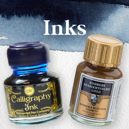 Calligraphy - Ink