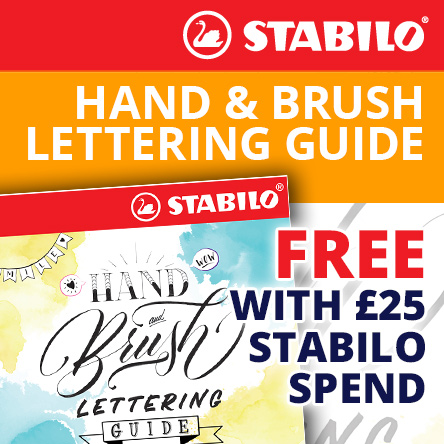 Calligraphy - Stabilo Book Offer