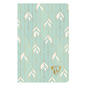 Clairefontaine Neo Deco Sewn Spine Notebook 90x140 Sea Green