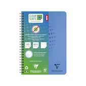 Clairefontaine Clean'Safe A5 Notebook
