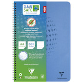Clairefontaine Clean'Safe A4 Notebook