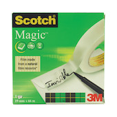Scotch Magic Tape 19x66mm