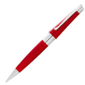 Cross Beverly Red Lacquer Ballpoint Pen
