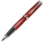 Diplomat Excellence A2 Skyline Rollerball Pen Red