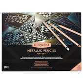 Derwent Metallic Pencils Box of 20 Limited Edition