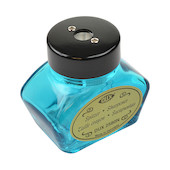 DUX Glass Inkwell Pencil Sharpener