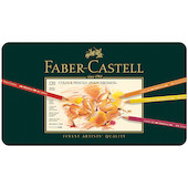 Faber-Castell Polychromos Colouring Pencil Set of 120
