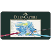 Faber-Castell Albrecht Durer Artists Watercolour Pencil Tin of 120