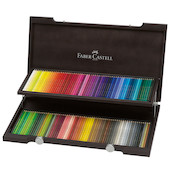 Faber-Castell Polychromos Pencil Wooden Set of 120
