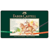 Faber-Castell Albrecht Durer Magnus Watercolour Pencils Tin of 24