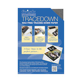 Frisk Tracedown A4 5 Sheets Graphite
