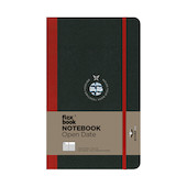 Flexbook Flex Global Notebook and Diary Medium Red