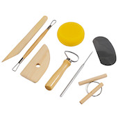 Jakar Pottery Tool Kit Set of 8