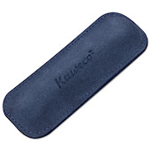 Kaweco Eco Velour Pen Pouch for Two Sport Pens Navy