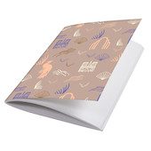G Lalo 100 Years Sewn Spine Notebook A6 Rose