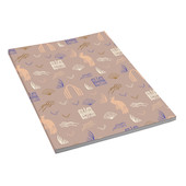 G Lalo 100 Years Notepad A5 Rose