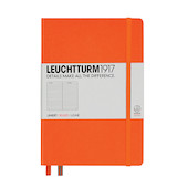 Leuchtturm1917 Hardcover Notebook Medium Orange
