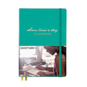 Leuchtturm1917 Some Lines a Day Five Year Memory Book Emerald