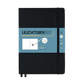 Leuchtturm1917 Sketchbook Medium Black