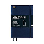 Monocle by Leuchtturm1917 Softcover Notebook B6+ Navy