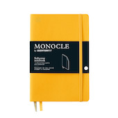 Monocle by Leuchtturm1917 Softcover Notebook B6+ Yellow