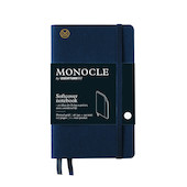Monocle by Leuchtturm1917 Softcover Notebook A6 Navy