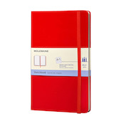 Moleskine Art Plus Sketchbook Large 135x210 Red