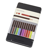 Moleskine Art Plus Naturally Smart Watercolour Pencil Set of 12