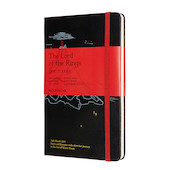 Moleskine Lord of the Rings Large Notebook Limited Edition Mt Doom