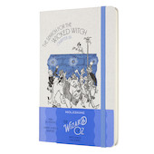 Moleskine Wizard of Oz Large Notebook Limited Edition Wicked Witch Plain