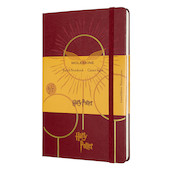 Moleskine Harry Potter Large Notebook Limited Edition Quidditch