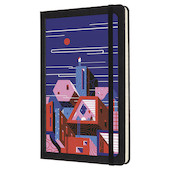 Moleskine Studio Collection Large Notebook Yukai Du