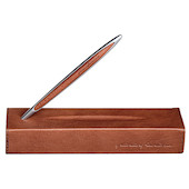 Pininfarina Segno Cambiano Luxury Leather Everlasting Pencil