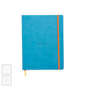 Rhodia Rhodiarama Softcover Notebook (190 x 250) Turquoise