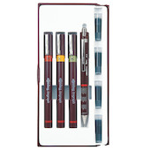 rotring isograph Technical Drawing Pen Junior Set